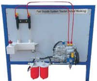 Fuel Supply System of a 4 Cylinder Diesel Engine: