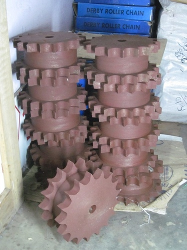 Industrial Roller Chain & Sprockets