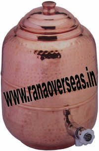 Pure Copper Hammere Matka Tanki copy