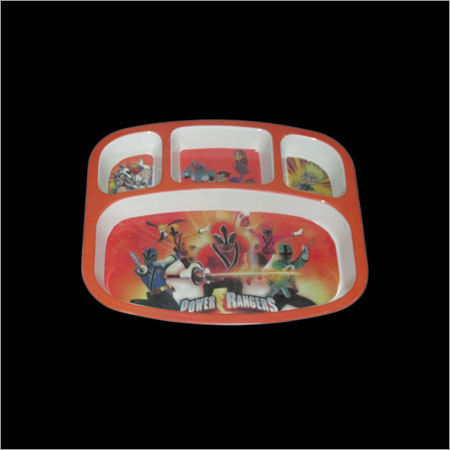 Melamine Designer Plates