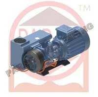 Oil Lubricated High Vacuum Pump