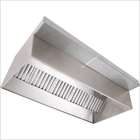 Exhaust Hood WIth AIr Cooled