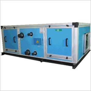 Air Cooling System for Kitchen