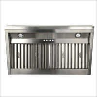 Wall Mounted Exhaust Hood