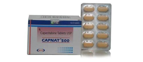 Capnat 500mg Tablets
