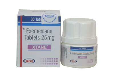Exemestane Tablets 25 mg