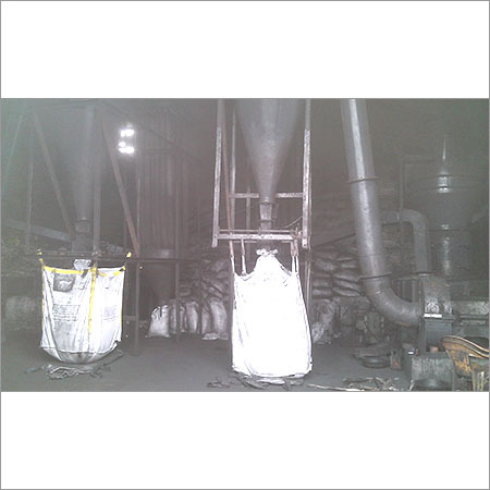 Non Calcined Pet Coke Fines