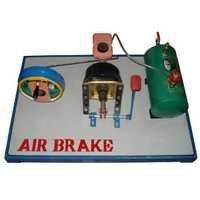 Air Brake (Actual Working)