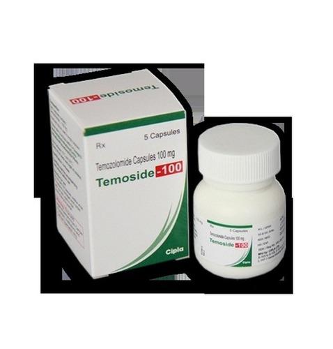 Temoside Capsules (Temozolomide)