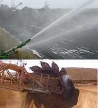 Stockpile Dust Suppression