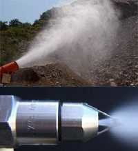Dust generated during transferring & discharging