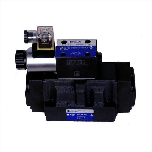 Hydraulic Direction Control Valve - CETOP 7 / NG 16