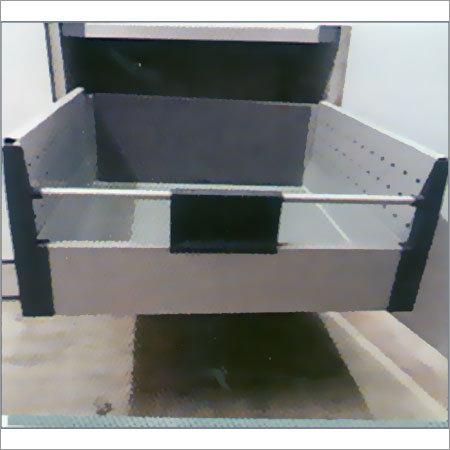 Inner Drawer With Metal Side Wall
