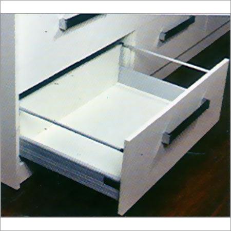 Tandom Drawer System Grey
