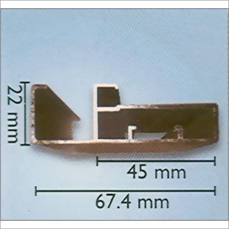 Handle Profile Alluminium SS Brush