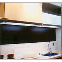 Cabinet Light Shelf