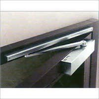 Palmet Door Closer With Hold Open System