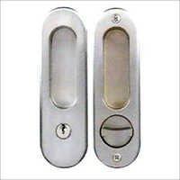 Sliding Lock With Knob-2