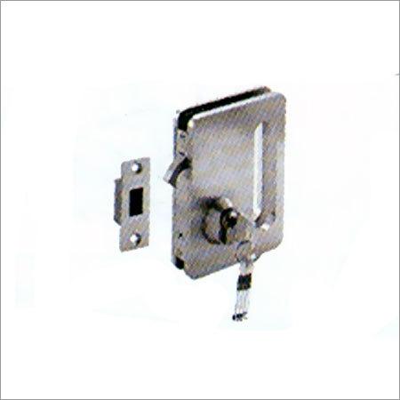 SSliding Door Lock With Strike Plate