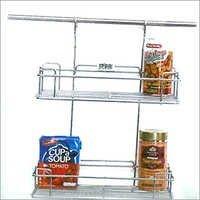 Hangigng Double Shelf