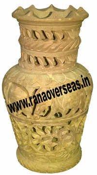 Stone Flower Vase