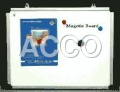 Magnetic Resin Steel White Board