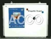 Magnetic Resin Steel White Board