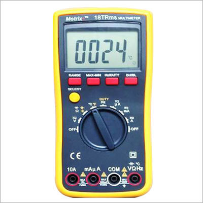 Digital Multimeter 18Trms