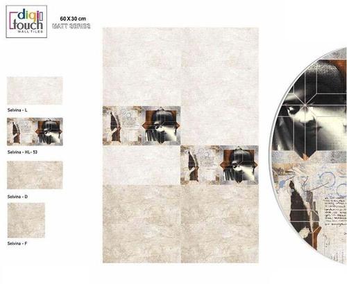 30x60 Matt Wall Tiles