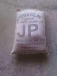 China Clay Powder Rubber Grade