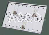 Slide Tray Aluminium Anodized