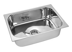 Square Bowl kitchen Sinks