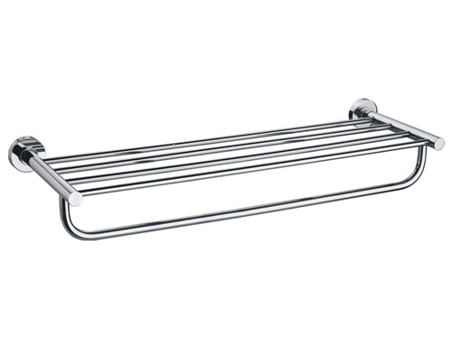 Brass Eco Towel Rack