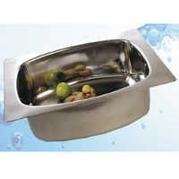 Undermount Kitchen Sink Single Bowl