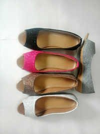Ladies Shoes Belly Cut
