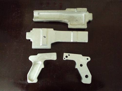 Aluminium Alloy Forged Component