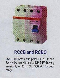 RCCB & RCBO