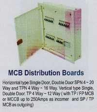 MCB Distributor Board