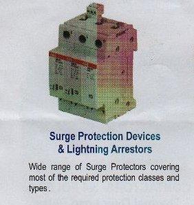 Surge Protection Device & Lighting Arrestors