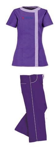 Clinic Nurse Uniform