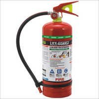 Clean Agent 06 kgs Fire Extinguisher