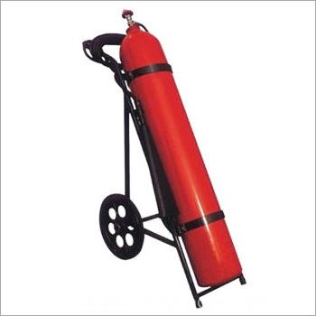 C02 09 kgs Fire Extinguisher