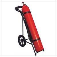 C02 09 kgs Fire Extinguisher