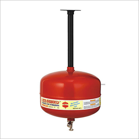10kg Automatic Modular Fire Extinguisher