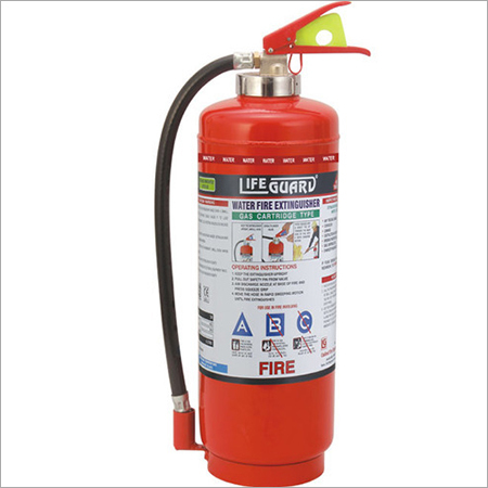 09 litres Stored Pressure Water Fire Extinguisher