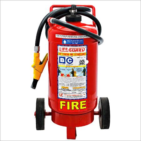 25 Kg Dry Powder Fire Extinguisher