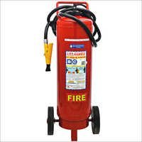 75 Kg Dry Powder Fire Extinguisher