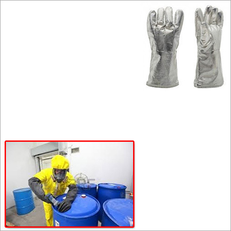 Aluminum Gloves for Chemical Industry