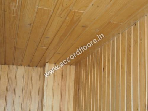 Pine Wall Panel