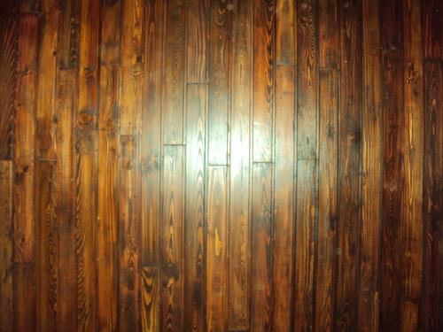 Teak Wall Panel